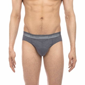 Hom Mini Briefs 'HO1' for Men - Basic Underwear - White - Size S