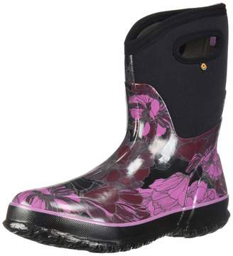 Bogs Women's Classic Printed Rubber Snow Boot
