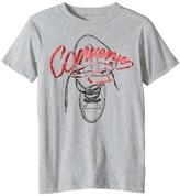 Converse Shoe Lace Tee Boy's T Shirt