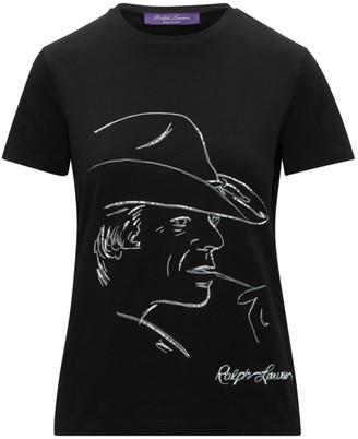 Ralph Lauren RL Portrait Graphic T-Shirt