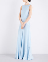 Ghost Taylor satin dress