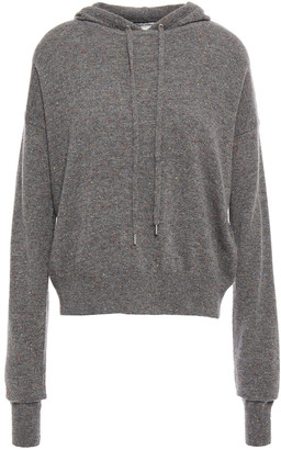 Autumn Cashmere Donegal Cashmere Hoodie