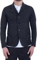 Alexander McQueen Cotton Canvas Jacket