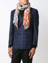 Vivienne Westwood 'Squiggle' scarf