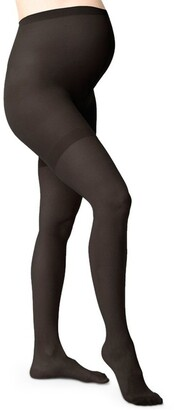 Ripe Sheer Hosiery - H10840 Black L/XL