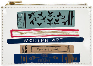 Kate Spade Pencil Pouch - Stack of Classics