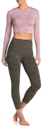 Free People Roll Out Leggings