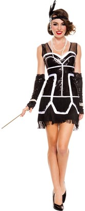 MUSIC LEGS Women's Flapper Fever