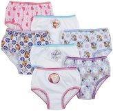 Disney Frozen 7 Pack Underwear (Toddler/Kid) - Assorted-4T