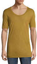 BLK DNM Scoopneck T-Shirt 5
