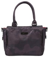 Ju-Ju-Be Infant 'Be Classy - Onyx Collection' Messenger Diaper Bag - Black