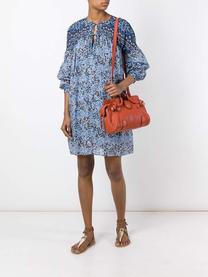 See by Chloe Boho Floral print dress