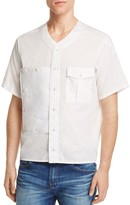Longjourney Scout Slim Fit Button-Down Shirt
