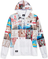 Lrg Men's Graphic-Print Pullover Hoodie