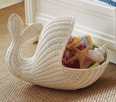 Shaped Whale Basket