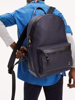 Tommy Hilfiger Signature Tape Handle Backpack