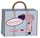 Cricket Smooth Travels Ultra SmoothTM Travel Set (Travel Dryer & Mini Styling Iron) by