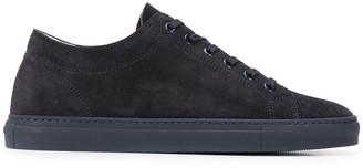 Etq. Flat Low Top Sneakers