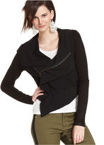 Bar III Jacket, Long-Sleeve Asymmetrical Motorcycle