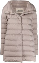 Herno high neck padded jacket