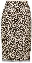 N°21 Women's Brown Polyester Skirt.