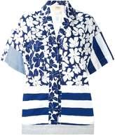Ports 1961 oversize printed shirt
