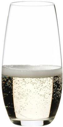 Riedel 'O' Stemless Champagne Glasses