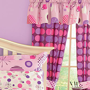 JCPenney Home Rebound Polka Dot Window Treatments