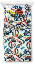 Nickelodeon Sheet Set Blaze and the Monster Machines TWIN 120