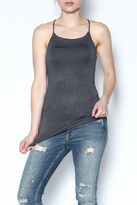 simple the label Open Back Cami