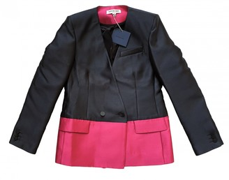 Eudon Choi Black Polyester Jackets