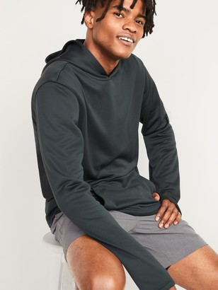 Old Navy Go-Dry French Terry Pullover Performance Hoodie for Men