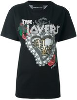 Marco Bologna - 'The Lovers' T-shirt - women - Cotton - 42