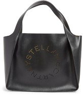 Stella McCartney Large Stella Logo Tote Bag