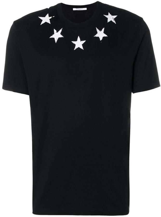 Givenchy stars short-sleeve T-shirt
