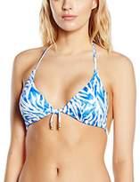 Palmers Women's Bikini Top - Blue