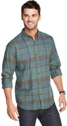 Arrow Men's Flannel Button Down Shirt