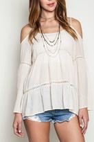 Umgee USA Easy Breezy Summer Top