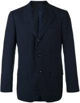 Kiton slim-fitting blazer