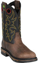 """John Deere Boots 11"""" Western Work 5222 (Men's)"""