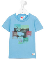 American Outfitters Kids beach print T-shirt
