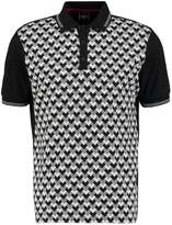 Merc Pelham Polo Shirt Black