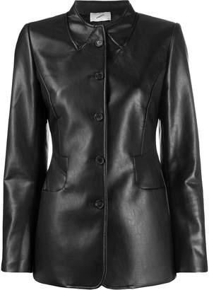 Coperni faux leather jacket