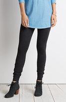 J. Jill Ponte Knit Zip-Pocket Leggings