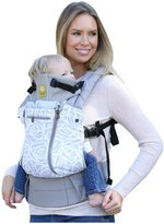 Lillebaby Complete All Seasons Baby Carrier - Grey Frosted Rose - One Size
