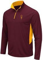 Men's Campus Heritage Arizona State Sun Devils Hardy 1/4-Zip Pullover