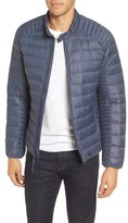 Andrew Marc Lincoln Packable Down Moto Jacket