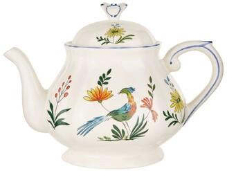 Gien Oiseaux De Paradis Teapot