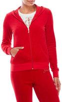 Juicy Couture Black Label Robertson Velour Jacket