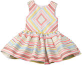 Halabaloo Girls' Striped Dress